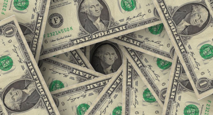El déficit fiscal de EEUU se encamina a superar el récord de un billón de dólares