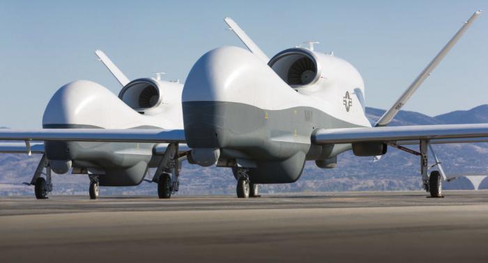 Alemania abandona la compra de drones estadounidenses por un valor de $2.500 millones