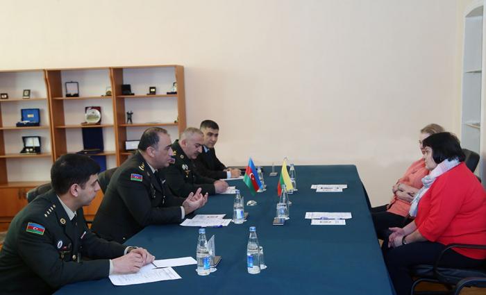 Azerbaijan War College holds seminar on STANAG tests