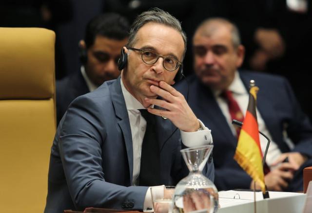 """Blatt - Maas sieht Handelsgespräche mit Großbritannien als """"Herkulesaufgabe"""""""