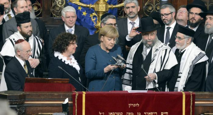 """""""Wir Juden sind Kollateralschaden"""" – Präsident der Europäischen Rabbinerkonferenz -   Exklusiv"""