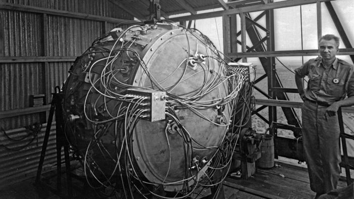 EE.UU. desvela quién fue el cuarto espía que mandó información secreta sobre la bomba atómica a la URSS