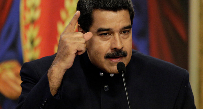 Maduro tilda de ridiculez pedido de Colombia a Guaidó para extradición de excongresista