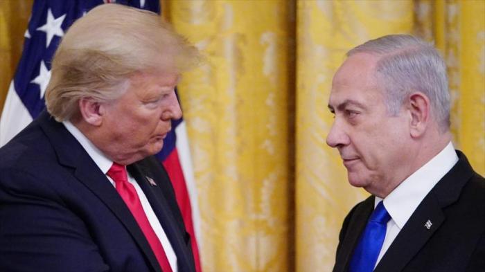 """Amnistía Internacional condena """"ilegal acuerdo del siglo"""" de Trump"""
