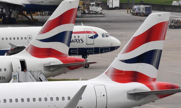 British Airways suspende todos los vuelos a China continental por el coronavirus