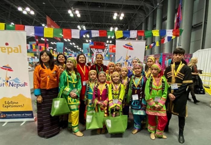Azerbaiyán es representado en la exposición en Nueva York
