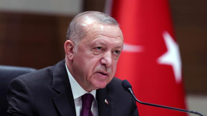 """Erdogan: """"Jerusalén es sagrada para los musulmanes y el plan de Trump es inaceptable"""""""