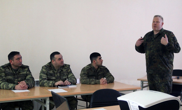 NATO Exercises Planning Process Courses kick off in Baku