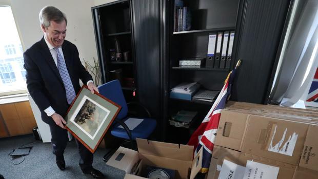 La UE ratifica hoy el tratado de salida del Reino Unido