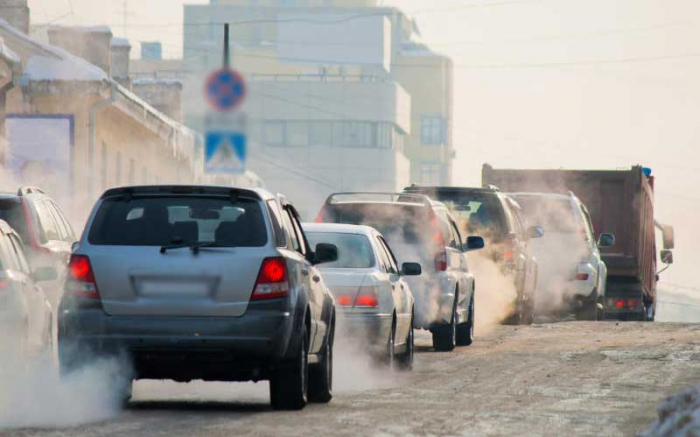 Heavy traffic pollution may affect kids