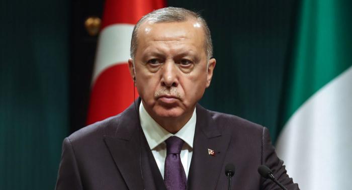 Erdogan slams Trump
