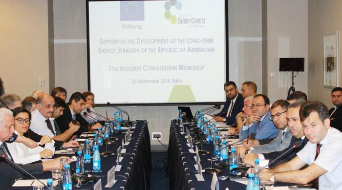 Azerbaijan prepares bill on efficient use of energy resources
