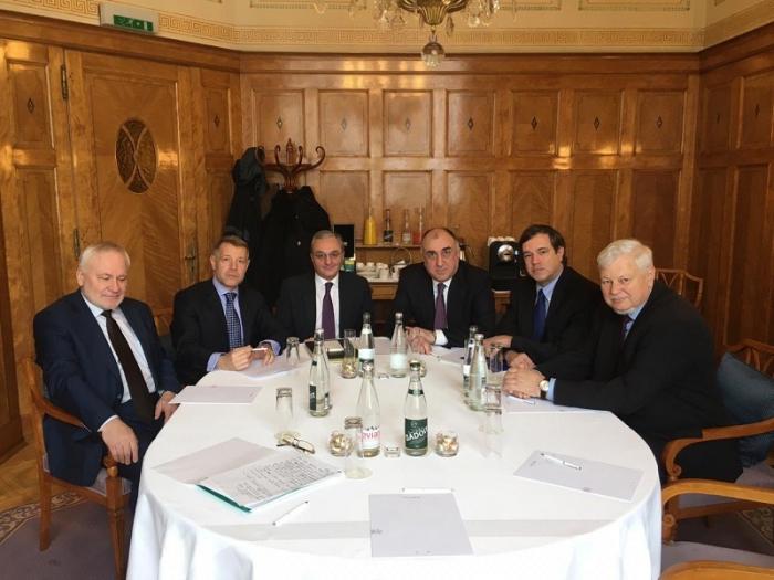 Next round of Karabakh peace talks kicks off in Geneva
