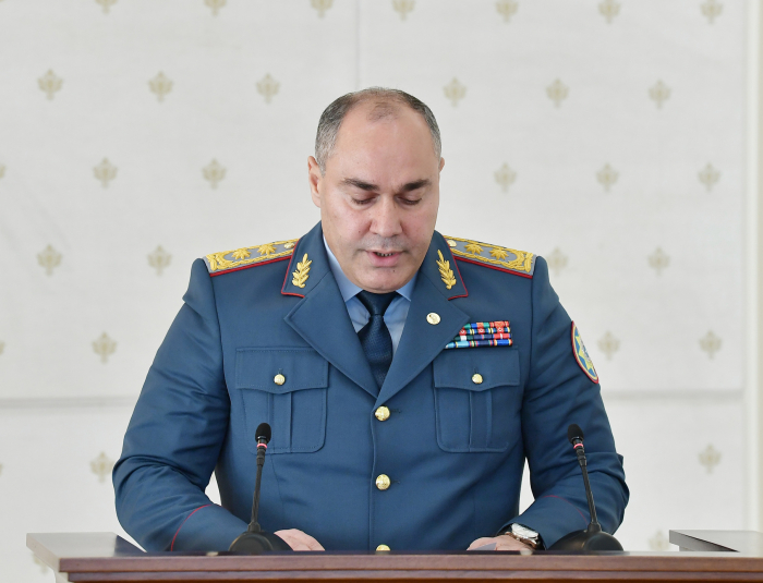 Chairman of Azerbaijan State Customs Committee promoted to Colonel General