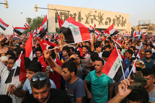 Top Iraq cleric urges elections