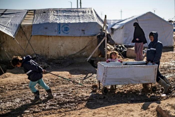 Syrie: plus de 500 morts surtout des enfants dans le camp d