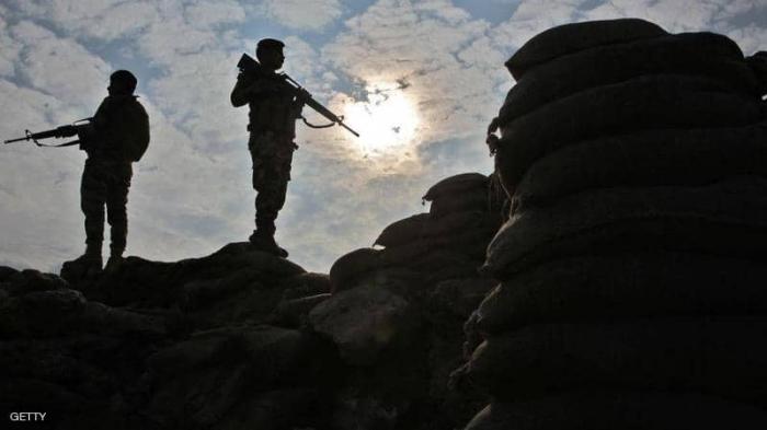 جرحى في صفوف حرس الحدود العراقي بهجوم لداعش