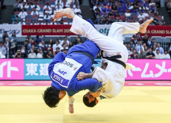 Azerbaijani judokas to contest medals at Sofia European Open 2020