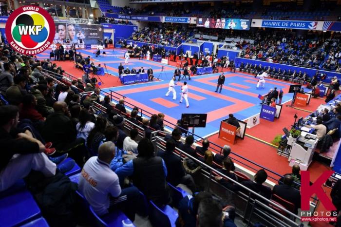 Azerbaijani fighters to compete at Karate1 Premier League - Paris 2020