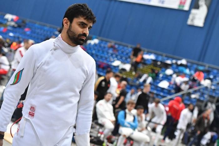 Azerbaijani fencer to compete at Qatar Grand Prix
