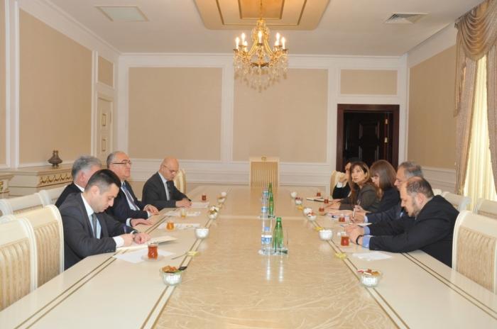 World Bank delegation visits Azerbaijan