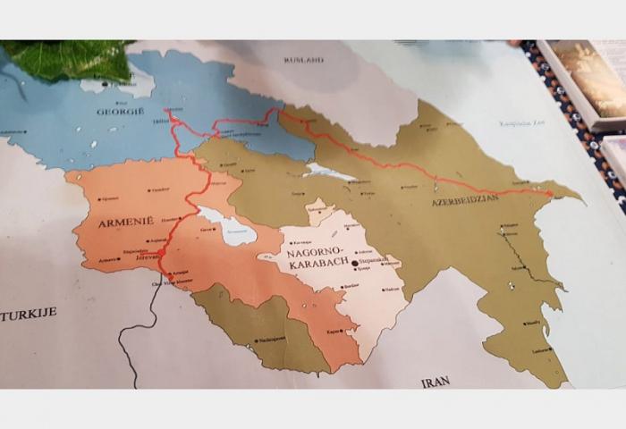 Niderlandda erməni təxribatının qarşısı alınıb - FOTOLAR
