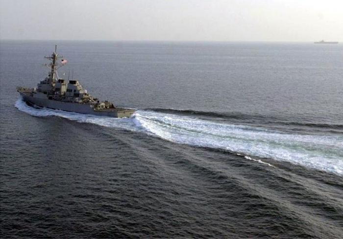 Un navire américain envoyé dans le détroit de Taïwan