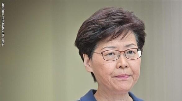 رئيسة هونغ كونغ: قوتنا كمركز مالي لم تتأثر بالاحتجاجات