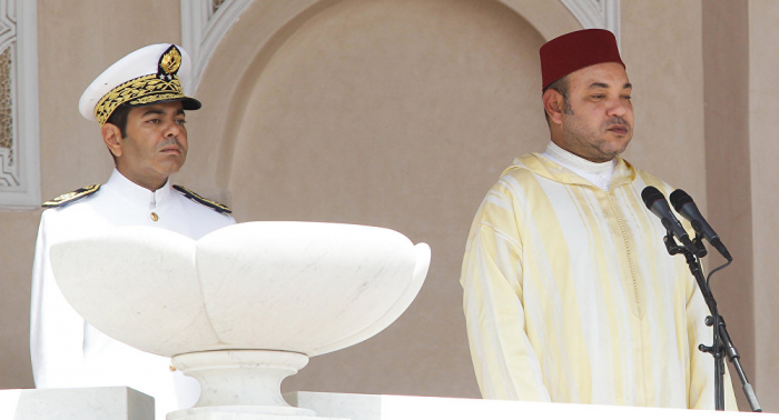 الرئيس الإسرائيلي يوجه رسالة للعاهل المغربي