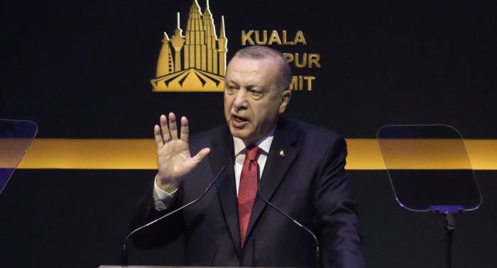 أردوغان يدعو الاتحاد الأوروبي للعمل مع تركيا لدعم حكومة الوفاق