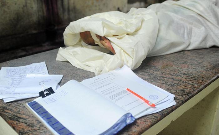 Sumqayıtda yataqxanadan 2 nəfərin meyiti tapıldı