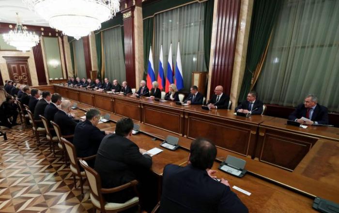 La Douma russe approuve en 1ère lecture la révision constitutionnelle de Poutine