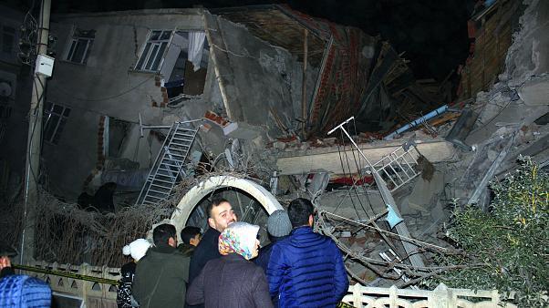 Embassy issues message regarding Azerbaijanis, following deadly Turkey quake