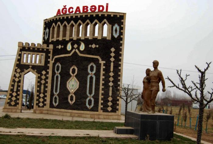 Ağcabədiyə 2,1 milyon manat ayrıldı -    Sərəncam