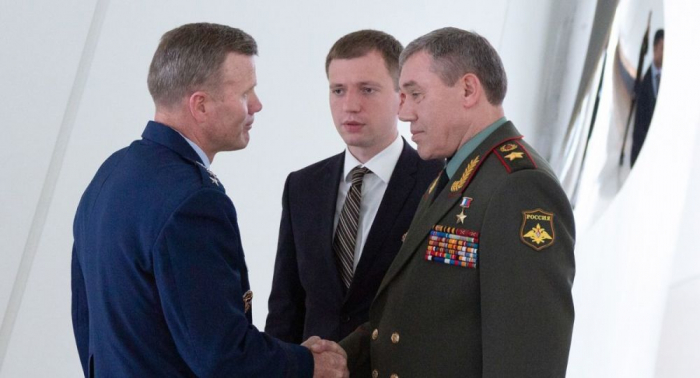 NATO və Rusiya generalları yenidən Bakıda görüşəcək