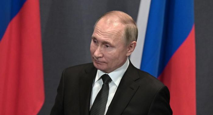 Putin qardaşının ölümündən danışdı - VİDEO