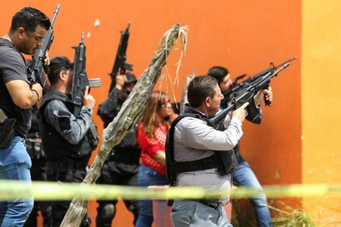 Mexique: près de 35.000 homicides en 2019, un record