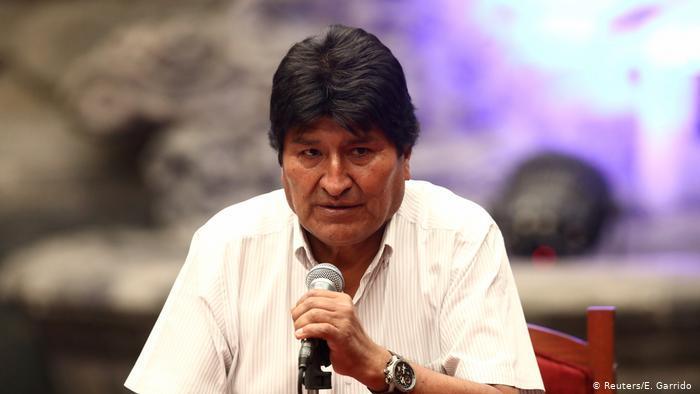 Moralesin partiyası seçkilərdə iştirak edəcək