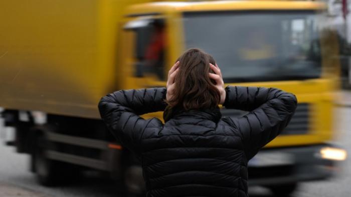 Verkehrslärm macht nachts noch kränker