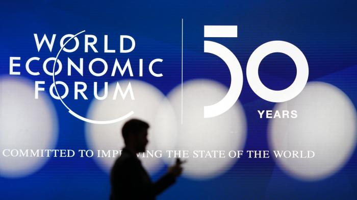 50-ci Davos İqtisadi Forumu işə başlayır