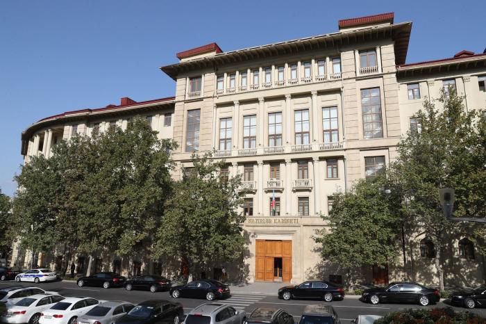 Azerbaijan officials hold talks for providing assistance to Turkey