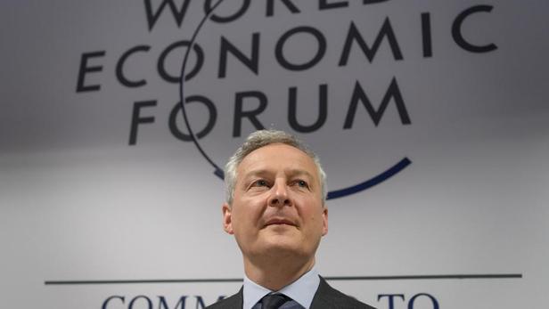 «Taxe Gafa»: Paris et Washington trouvent un accord posant les bases de futures négociations