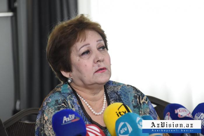 """""""Tibb müəssisələrində koronavirusla bağlı lazımi şərait yaradılıb"""" - Afaq Əliyeva"""