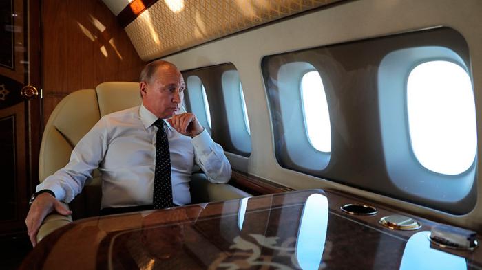 Putin İstanbulda səfərdədir - Yenilənib