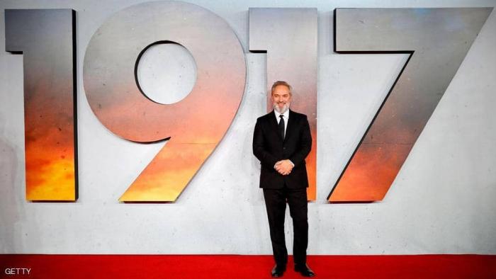 """""""1917"""" يتصدر إيرادات السينما في أميركا الشمالية"""