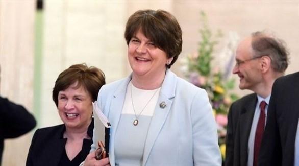 """جونسون أيرلندا الشمالية تمر بـ""""لحظة تاريخية"""""""