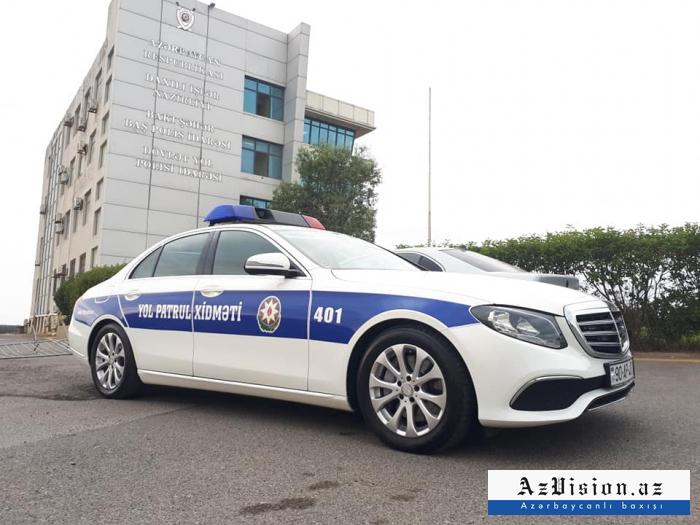 Yol polisi piyadalara müraciət etdi - VİDEO