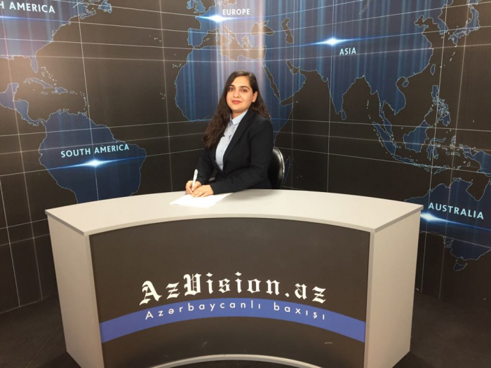 AzVision TV releases new edition of news in English for January 22 -   VIDEO