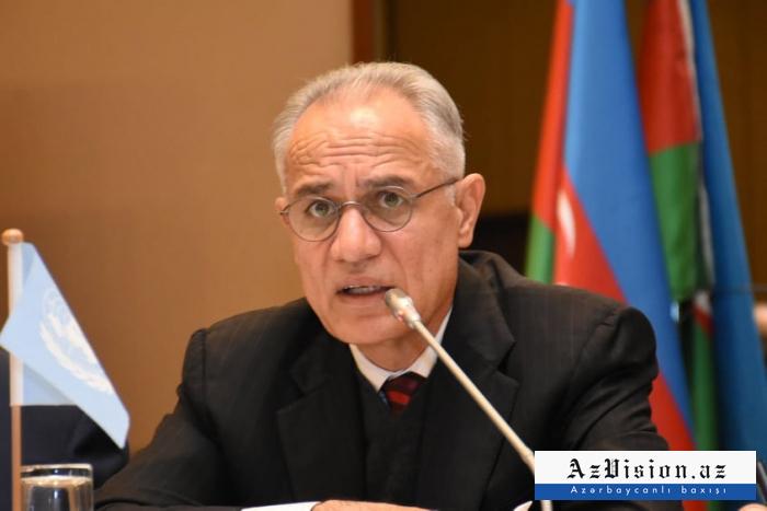 """BMT rəsmisi: """"Azərbaycanla sıx əməkdaşlıq edirik"""""""