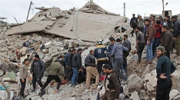 الأمم المتحدة: وقف إطلاق النار في إدلب فشل في حماية المدنيين